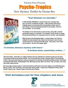 Psycho-Tropics Press Release