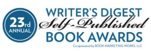 Writer's Digest Book Award Badge